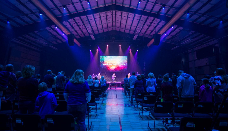 Mountain Christian Church – Bel Air